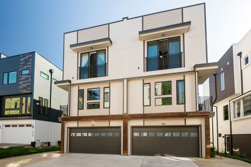 For Rent! Beautiful 3-Story Condo/Townhouse in Third Ward